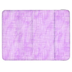 Hidden Pain In Purple Samsung Galaxy Tab 7  P1000 Flip Case