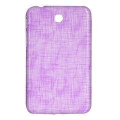 Hidden Pain In Purple Samsung Galaxy Tab 3 (7 ) P3200 Hardshell Case