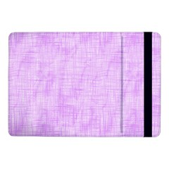 Hidden Pain In Purple Samsung Galaxy Tab Pro 10 1  Flip Case