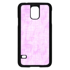 Hidden Pain In Purple Samsung Galaxy S5 Case (Black)