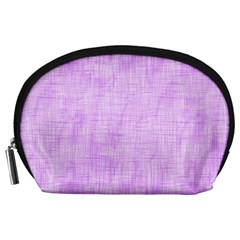 Hidden Pain In Purple Accessory Pouch (Large)