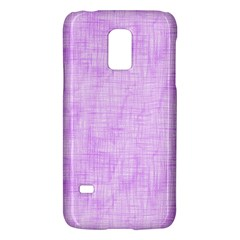 Hidden Pain In Purple Samsung Galaxy S5 Mini Hardshell Case