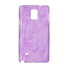 Hidden Pain In Purple Samsung Galaxy Note 4 Hardshell Case