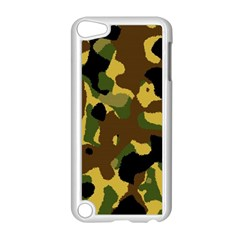 Camo Pattern  Apple Ipod Touch 5 Case (white)
