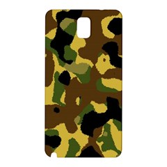 Camo Pattern  Samsung Galaxy Note 3 N9005 Hardshell Back Case
