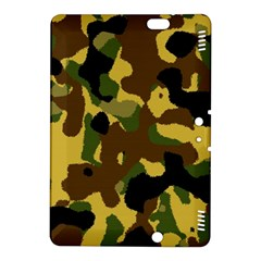 Camo Pattern  Kindle Fire Hdx 8 9  Hardshell Case