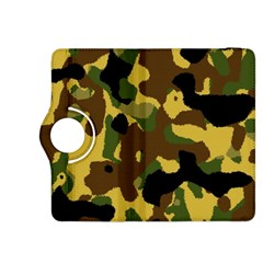 Camo Pattern  Kindle Fire HDX 8.9  Flip 360 Case