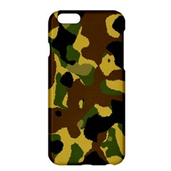 Camo Pattern  Apple iPhone 6 Plus Hardshell Case