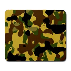 Camo Pattern  Large Mouse Pad (rectangle)