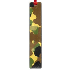 Camo Pattern  Large Bookmark