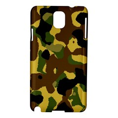 Camo Pattern  Samsung Galaxy Note 3 N9005 Hardshell Case