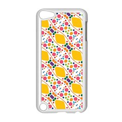 Dots And Rhombus Apple Ipod Touch 5 Case (white)