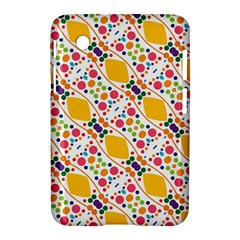 Dots And Rhombus Samsung Galaxy Tab 2 (7 ) P3100 Hardshell Case