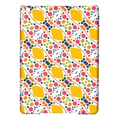 Dots and rhombus Apple iPad Air Hardshell Case