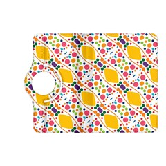 Dots And Rhombus Kindle Fire Hd (2013) Flip 360 Case