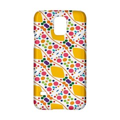 Dots and rhombus Samsung Galaxy S5 Hardshell Case