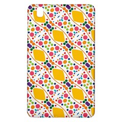 Dots and rhombus Samsung Galaxy Tab Pro 8.4 Hardshell Case