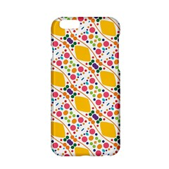 Dots and rhombus Apple iPhone 6 Hardshell Case