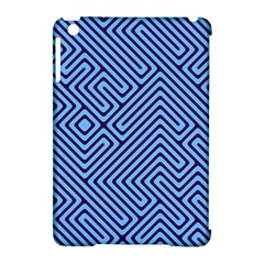 Blue Maze Apple Ipad Mini Hardshell Case (compatible With Smart Cover)