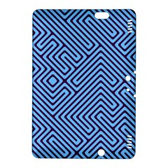 Blue maze Kindle Fire HDX 8.9  Hardshell Case