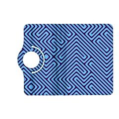 Blue maze Kindle Fire HD (2013) Flip 360 Case