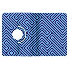 Blue maze Kindle Fire HDX Flip 360 Case