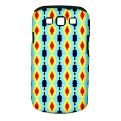 Yellow Chains Pattern Samsung Galaxy S Iii Classic Hardshell Case (pc+silicone)