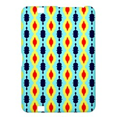 Yellow chains pattern Kindle Fire HD 8.9  Hardshell Case