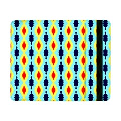 Yellow Chains Pattern Samsung Galaxy Tab Pro 8 4  Flip Case