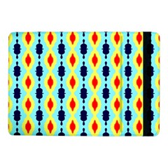 Yellow chains pattern Samsung Galaxy Tab Pro 10.1  Flip Case