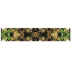 Tribal Jungle Print Flano Scarf (Large)