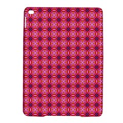 Abstract Pink Floral Tile Pattern Apple iPad Air 2 Hardshell Case