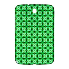 Green Abstract Tile Pattern Samsung Galaxy Note 8 0 N5100 Hardshell Case