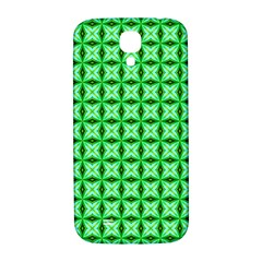 Green Abstract Tile Pattern Samsung Galaxy S4 I9500/i9505  Hardshell Back Case