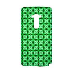 Green Abstract Tile Pattern LG G Flex D958 Hardshell Case