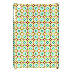 Aqua Mint Pattern Apple Ipad Mini Hardshell Case