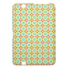 Aqua Mint Pattern Kindle Fire Hd 8 9  Hardshell Case