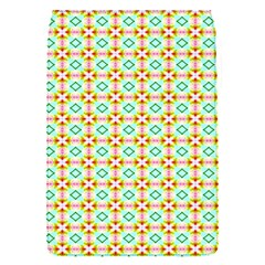 Aqua Mint Pattern Removable Flap Cover (small)