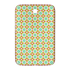 Aqua Mint Pattern Samsung Galaxy Note 8 0 N5100 Hardshell Case