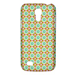 Aqua Mint Pattern Samsung Galaxy S4 Mini (gt I9190) Hardshell Case