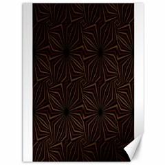 Tribal Geometric Vintage Pattern  Canvas 36  x 48  (Unframed)