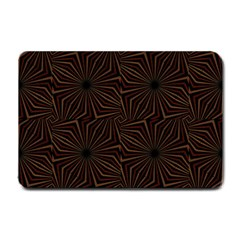Tribal Geometric Vintage Pattern  Small Door Mat
