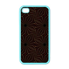 Tribal Geometric Vintage Pattern  Apple Iphone 4 Case (color)