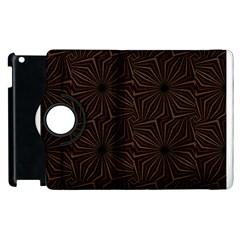 Tribal Geometric Vintage Pattern  Apple iPad 2 Flip 360 Case