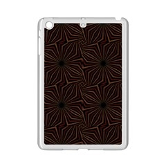 Tribal Geometric Vintage Pattern  Apple iPad Mini 2 Case (White)