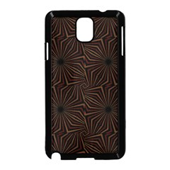 Tribal Geometric Vintage Pattern  Samsung Galaxy Note 3 Neo Hardshell Case (black)