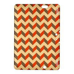 Modern Retro Chevron Patchwork Pattern  Kindle Fire Hdx 8 9  Hardshell Case