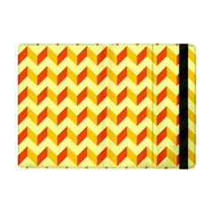 Modern Retro Chevron Patchwork Pattern  Apple Ipad Mini 2 Flip Case
