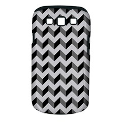 Modern Retro Chevron Patchwork Pattern  Samsung Galaxy S Iii Classic Hardshell Case (pc+silicone)