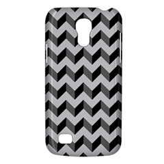Modern Retro Chevron Patchwork Pattern  Samsung Galaxy S4 Mini (gt I9190) Hardshell Case